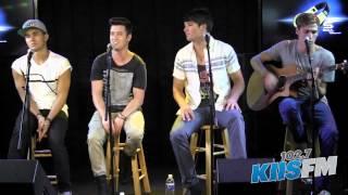 Download 102.7 KIIS-FM: Big Time Rush ″Windows Down″ Live Acoustic Video