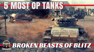 Download Top 5 Most OP The Broken Beasts of Blitz Video
