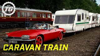 Download Caravan Train Part 1 - Top Gear - BBC Video