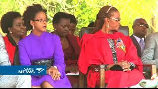 Download Grace Mugabe returns to Zimbabwe Video
