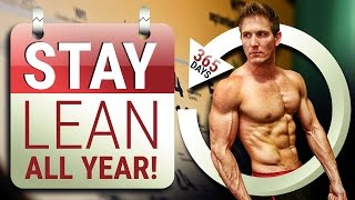 Download 6 Things I Do To Stay Lean All Year!   KEEP YOUR ABS ALL THE TIME! (PART 1) Video