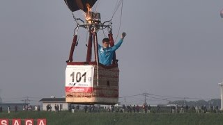 Download 佐賀インターナショナルバルーンフェスタの離陸から競技まで 2016/11/5 Video