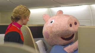 Download Peppa Pig Flies to Australia with Qantas Video