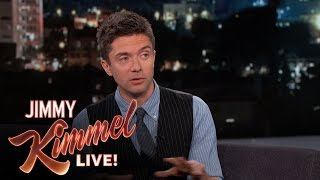 Download Topher Grace Got Recognized at a Murder Trial Video