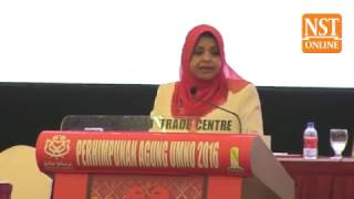 Download Empower syariah courts to be on par with civil courts, urges Wanita Umno Video