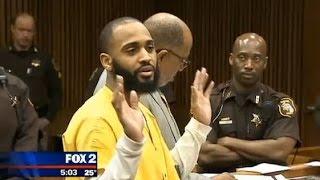 Download Detroit Man Who TORTURED & KILLED Two WHITE Teens Declares ″BLACK LIVES MATTER″ During SENTENCING!! Video