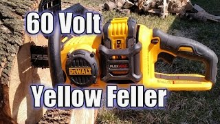Download DEWALT DCCS670X1 FLEXVOLT 60V Brushless Chainsaw Review Video