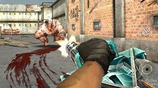 Download Zombie Frontier 3 | Gatling Gun Gameplay vs All Bosses Video