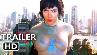 Download GHOST IN THE SHELL Final Trailer (2017) Scarlett Johansson Sci-Fi Movie HD Video