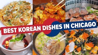 Download The Six Best Korean Dishes in Chicago Video
