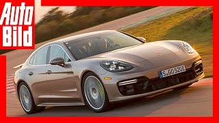 Download Porsche Panamera Turbo S E-Hybrid Review/Details/Nardo/Racetrack Video