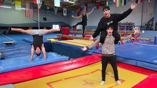 Download OUR NEW GYMNASTICS GYM?! Video