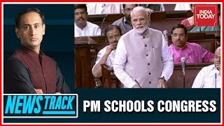 Download PM Modi Schools Congress; Can Opposition Revive Itself? | Newstrack With Rahul Kanwal Video