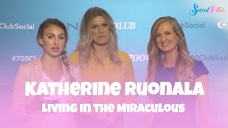 Download 700 Club Social Exclusive | Katherine Ruonala Video