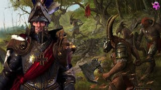 Download 25,000 Beastmen Survival Battle! - Empire Stand at the Drakwald - Total War Warhammer 2 Video