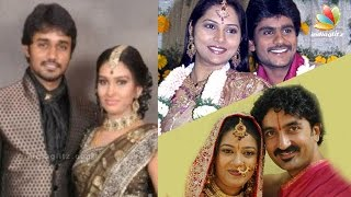 Download TV Actors Who Married Their Co-Stars | Tamil Serial Actress Family Album | Vamsam, Deivamagal Video