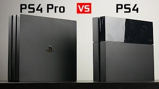 Download Playstation 4 Pro vs Playstaion 4 Video