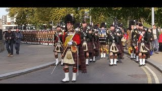 Download Royal Regiment of Scotland: Freedom of the Highlands Video