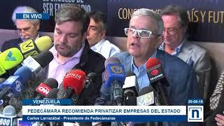 Download Fedecámaras se pronuncia sobre nuevas medidas económicas Video
