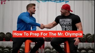 Download How to Prepare for the Mr Olympia with IFBB Pro Ryan Terry Video