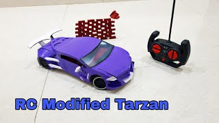 DRAW TARZAN: THE WONDER CAR IN MS PAINT EASILY,DC Free