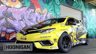 Download [HOONIGAN] DT 029: RWD converted Corolla IM by Fredric Aasbo for Formula Drift Video