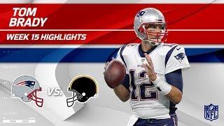 Download Tom Brady Highlights   Patriots vs. Steelers   NFL Wk 15 Player Highlights Video