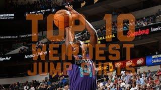 Download NBA Top 10 Weirdest Jump Shots Video