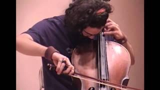 Download J. S. Bach - Toccata in D Minor - Konstandinos Boudounis - Solo Cello - live Video