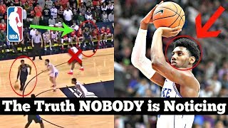 Download NOBODY is Noticing THIS... Why RJ Barrett is a BETTER NBA Prospect Than Zion Williamson Video