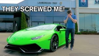 Download Lamborghini Maintenance COSTS HOW MUCH?! Video