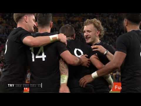 The Castle Lager Rugby Championship   Argentina v New Zealand   Highlights