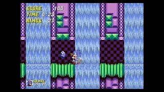 Download Sonic 2 CD Remix: Time Stones and Metal Knuckles Video