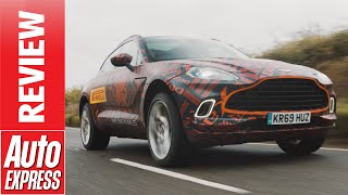 Download New 2020 Aston Martin DBX review - Aston's most important car ever? Video