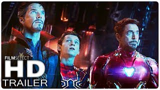 Download AVENGERS INFINITY WAR Super Bowl Trailer (2018) Video