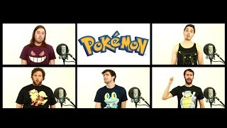 Download POKEMON THEME SONG (Ft. SMOSH) Video