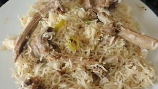 Download Mutton Yakhni Pulao Recipe - Easy Pulao Recipe by (HUMA IN THE KITCHEN) Video