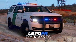 Download LSPDFR - Day 79 - Border Patrol Video