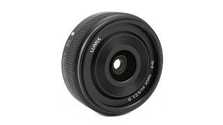 Download Panasonic Lumix G 14mm F2.5 ASPH. II Review Video