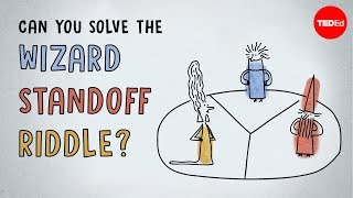 Download Can you solve the wizard standoff riddle? - Dan Finkel Video