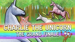 Download Charlie the Unicorn: The Grand Finale Kickstarter Video