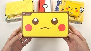 Download Pikachu Edition: NEW 2DS XL Unboxing & Comparisons Video