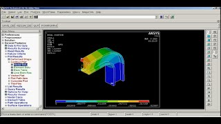 Download 3D modelling in ansys Video
