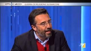 Download Fini incalzato sui fatti di Genova: 'De Gennaro è stato assolto' Video