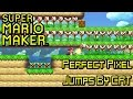 Download Super Mario Maker (Crazy Hard Perfect Pixel Jumps by CRT) Video