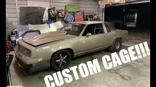 Download Turbo LS G Body GETS A CUSTOM ROLL CAGE!!!!!! Video