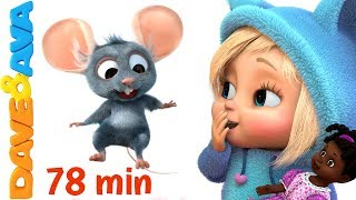 Download Miss Polly Had a Dolly | Nursery Rhymes and Kids Songs Collection from Dave and Ava Video