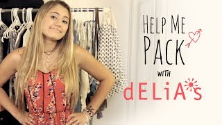 Download Help Me Pack for VidCon 2014 - Lia Marie Johnson & dELiA*s Video