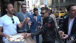 Download Don Antonio w/Jon Hamm,Ed Helms,Jeremy Renner,Jake Johnson & Hannibal Buress - Barstool Pizza Review Video