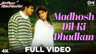 Download Madhosh Dil Ki Dhadkan Full Video | Jab Pyaar Kisise Hota Hai | Salman & Twinkle | Lata Mangeshkar Video